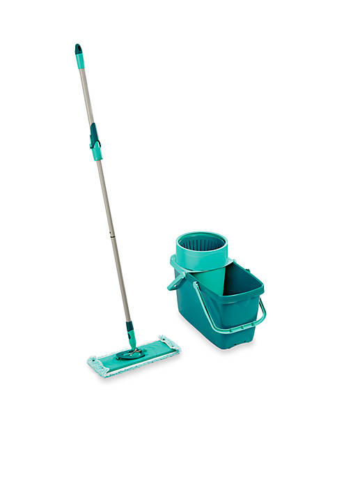 Household Essentials® Clean Twist XL Rectangle Mop/Sweeper Set