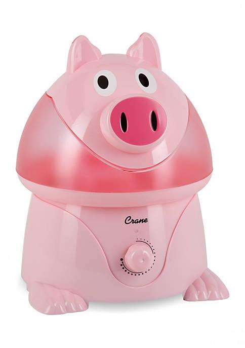 "Crane ""Penelope the Pig"" Ultrasonic Cool Mist"