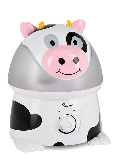 "Crane ""Curtis the Cow"" Ultrasonic Cool Mist Humidifier"