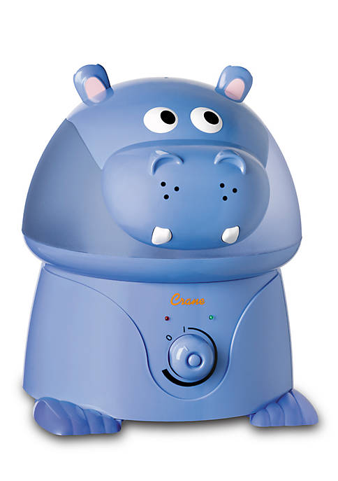 "Crane ""Violet the Hippo"" Ultrasonic Cool Mist"