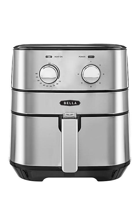 Bella® 3.7 QT Air Convection Fryer
