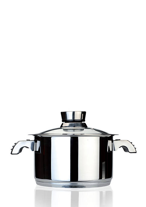BergHOFF® Invico Vitrum Covered 7-qt. Stock Pot