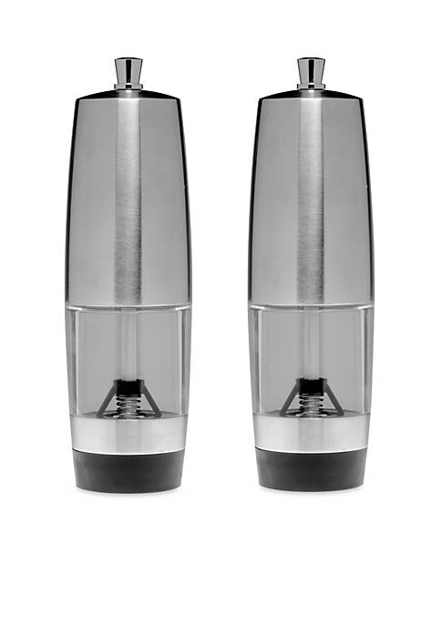 BergHOFF® Geminis 2-Piece Salt & Pepper Mill