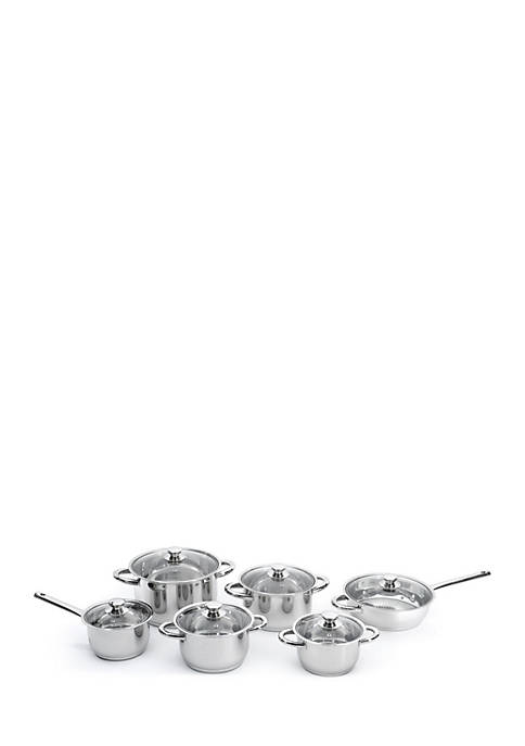 Vision 12-Piece Premium Cookware Set