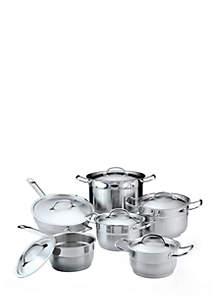 BergHOFF® Hotel Line 12-Piece Cookware Set