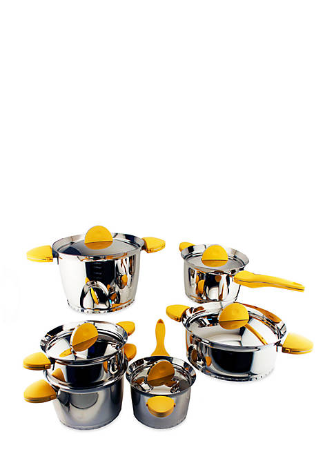 BergHOFF® Stacca 11-Piece Cookware Set