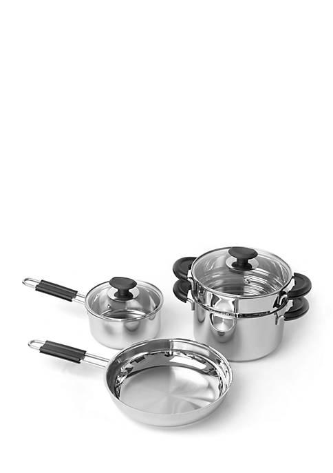 BergHOFF® Kasta 6-Piece Cookware Set