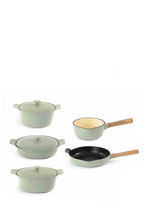 BergHOFF® Ron Cast Iron 8-Piece Cookware Set