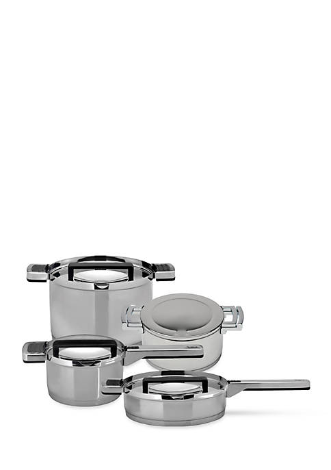 BergHOFF® Neo 8-Piece 18/10 Stainless Steel Set