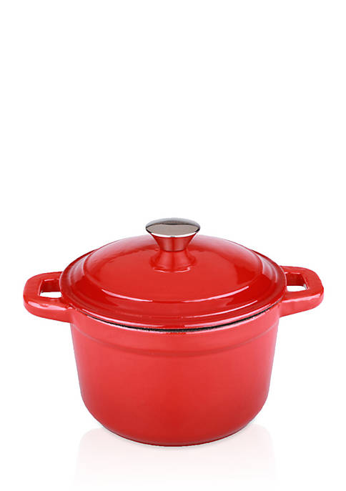 BergHOFF® Neo 7-qt. Cast Iron Covered Stockpot