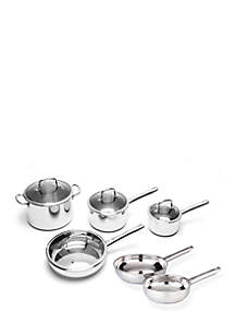 BergHOFF® Boreal 10-Piece Stainless Steel Cookware Set