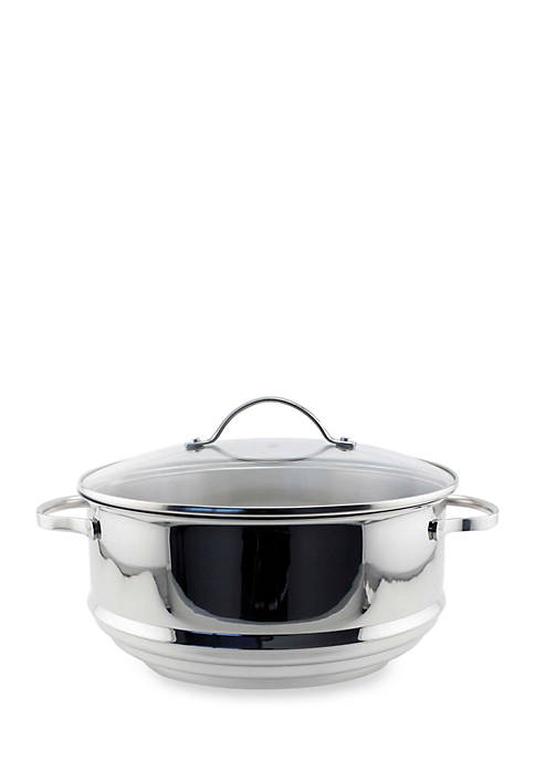 BergHOFF® EarthChef Premium 2-Piece Stainless Steel Steamer Set