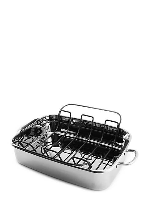BergHOFF® Stainless Steel 15-in. Roaster Pan