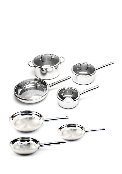 BergHOFF® Earthchef Boreal 11-Piece Cookware Set