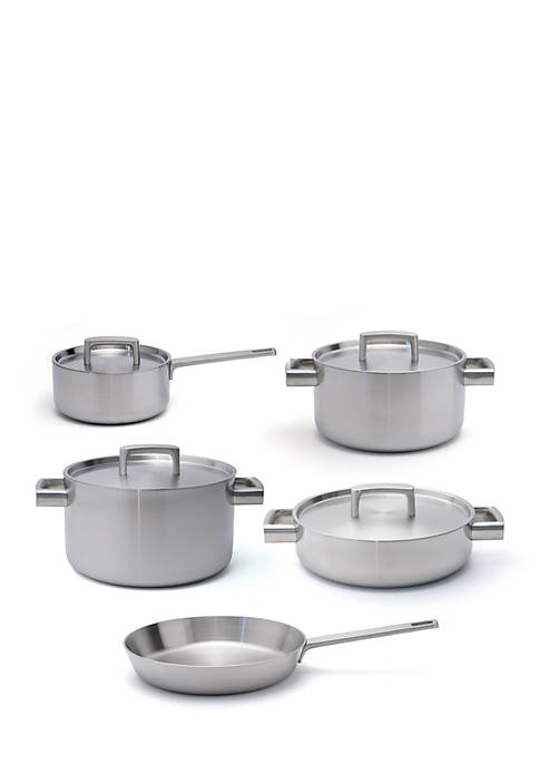 Ron 5-Ply 9-Piece Cookware Set