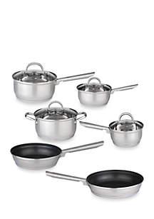 BergHOFF® Dorato 10-Piece Stainless Steel Cookware Set