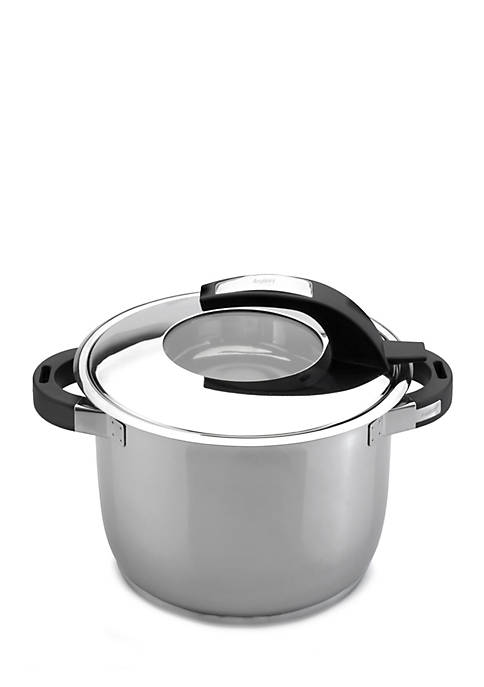 BergHOFF® Virgo 9.5-in. Covered Stockpot