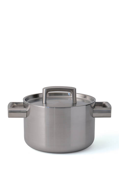 BergHOFF® Ron 5-Ply Stainless Steel 3.2-qt. Covered Casserole