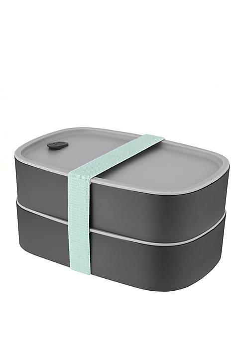 BergHOFF® Leo 3-Piece Dual Bento Box Set