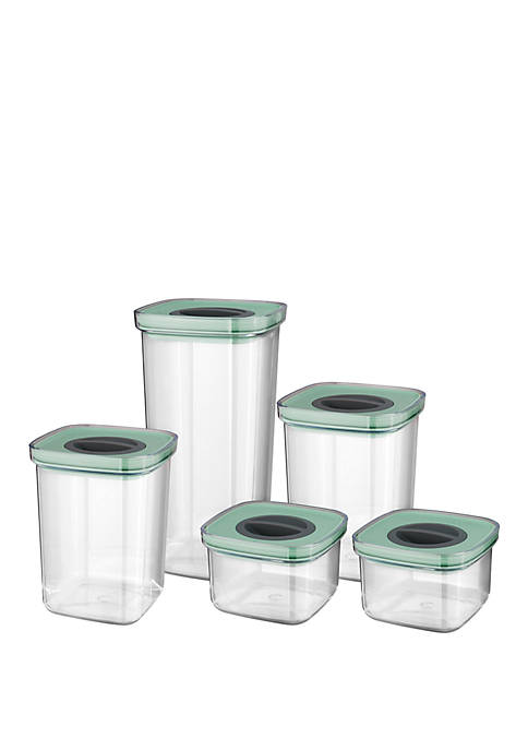 BergHOFF® Leo Smart Seal Food Container Set