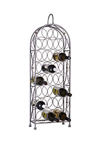 Bordeaux Chateau Wine Rack