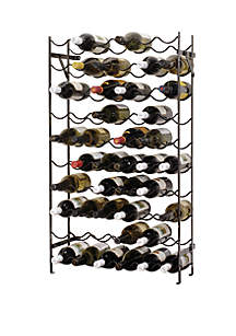 Alexander 60 Bottle Cellar Rack 39.5-in. H x 22.5-in. W x 8-in. D