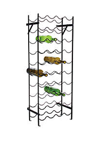 Alexander 40 Bottle Cellar Rack 39.5-in. H x 15-in. W x 8-in. D