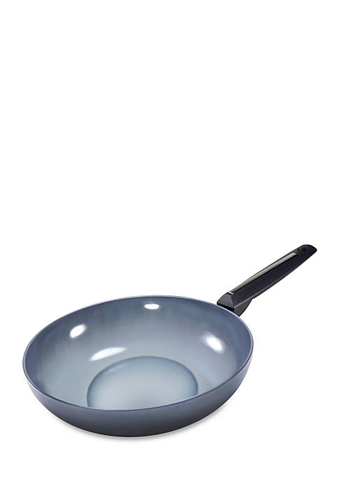 Moneta Azul Gres 11.5-in. Wok