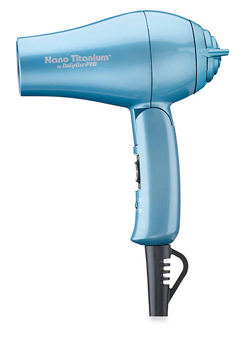BaByliss®PRO Nano Titanium Travel Dryer
