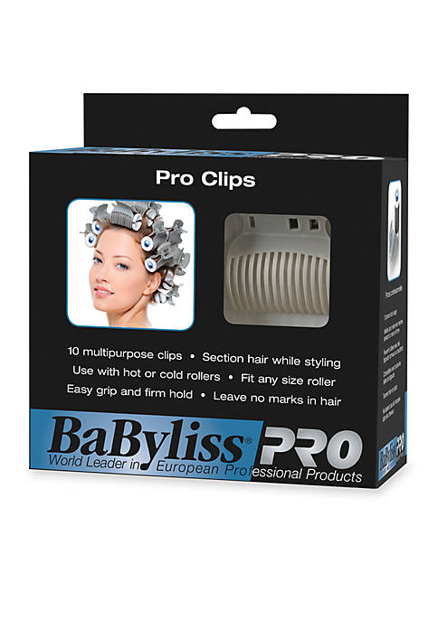 BaByliss®PRO Roller Clips
