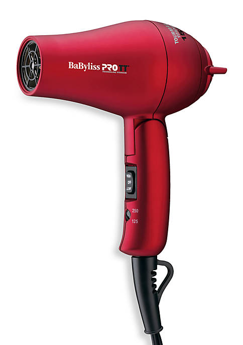BaByliss®PRO TT Tourmaline Titanium Travel Dryer