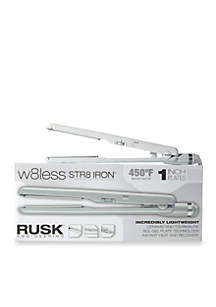 W8Less Professional Ceramic and Tourmaline 1-in. Flat Iron