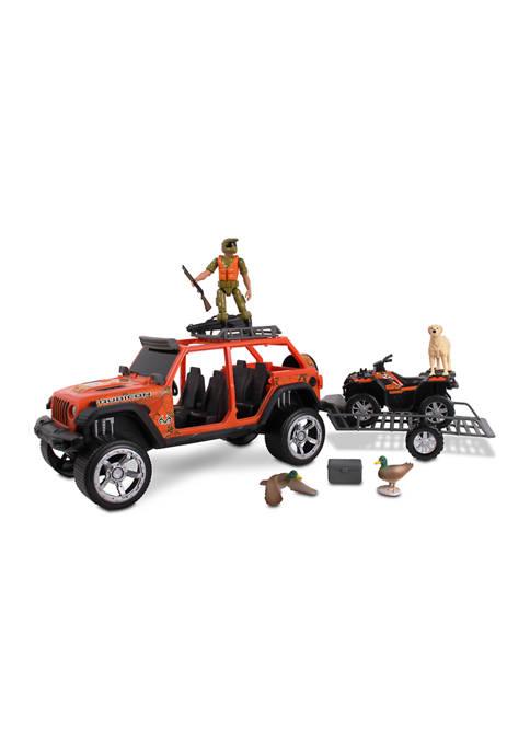 Realtree® 12 Piece Jeep Wrangler Toy
