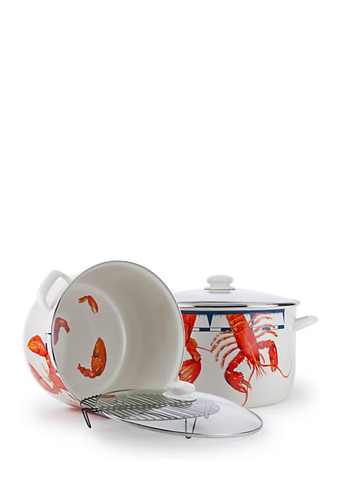 Golden Rabbit® 18-qt. Lobster Stock Pot
