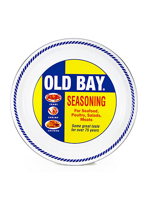 Golden Rabbit® Old Bay Large Tray