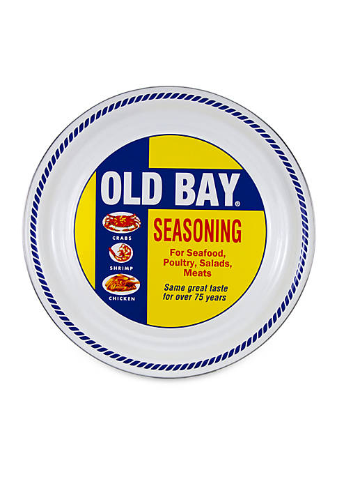 Golden Rabbit® 15.5-in. Medium Old Bay ® Serving