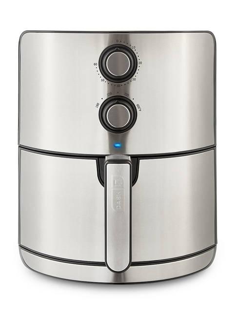 Dash™ Chef Series 5 Quart Stainless Steel Air