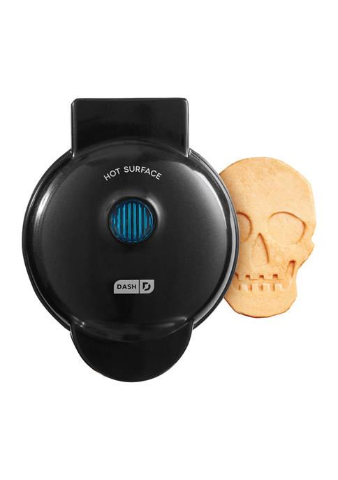 Dash™ Skull Mini Waffle Maker