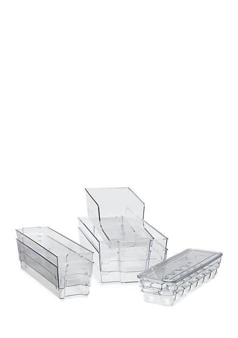 Cooks Tools™ 7-Piece Fridge Storage Set