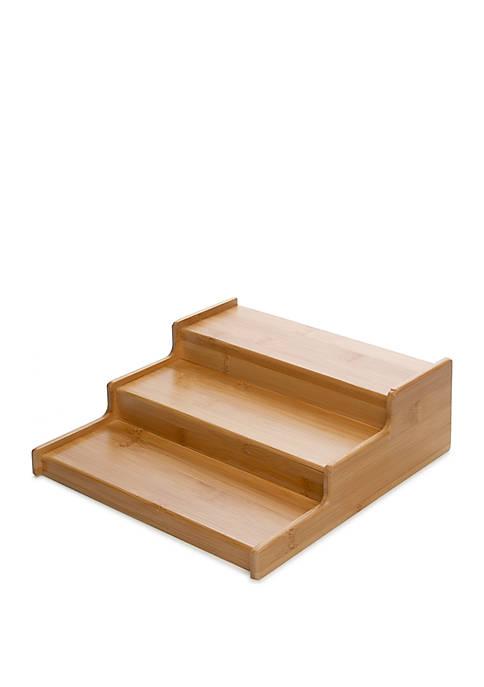 Bamboo Expandable Spice Shelf