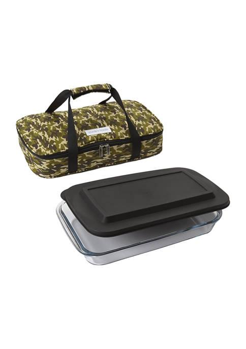 Camouflage Bake & Take Set