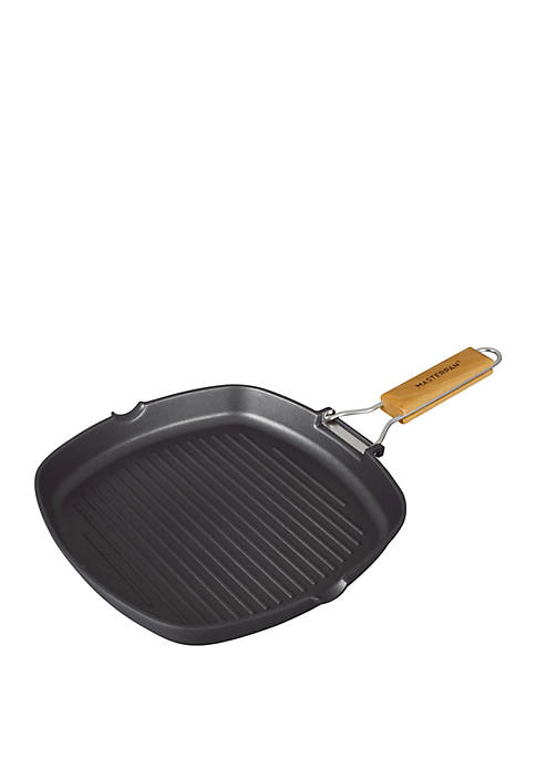 MasterPan Non Stick 11 Inch Grill Pan with