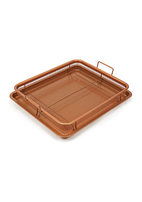 Copper Chef™ Copper Crisper 2 Piece Set