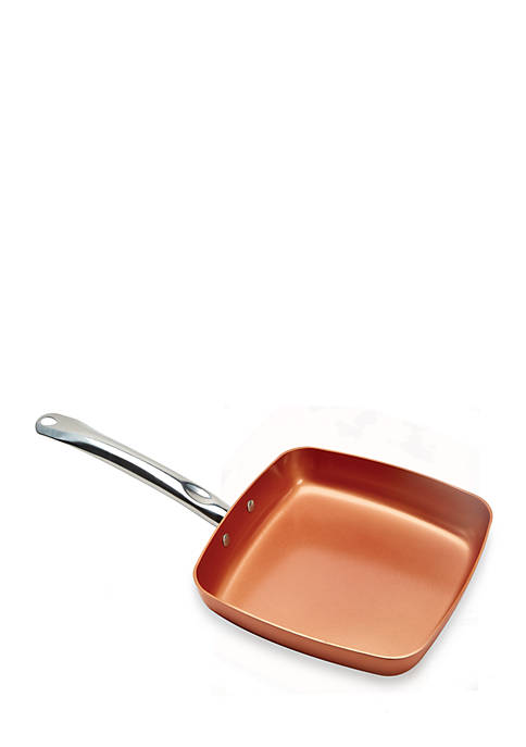 Copper Chef 9 5 In Square Fry Pan Belk