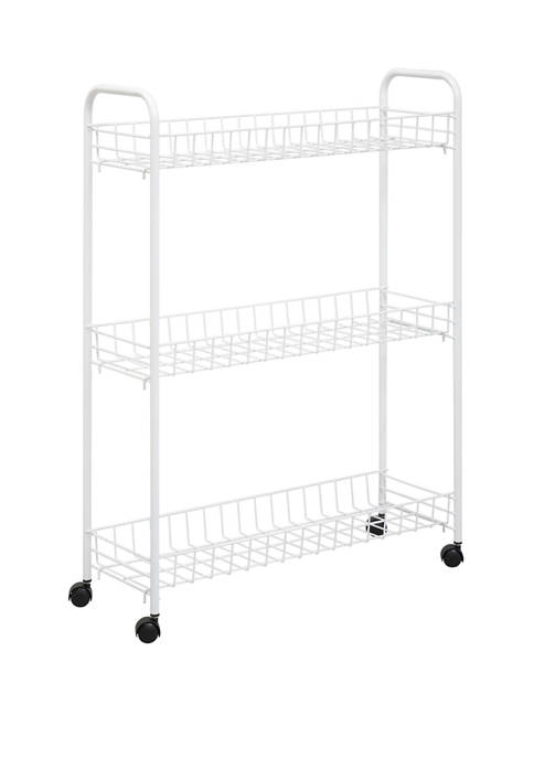 Honey-Can-Do Rolling Household Cart