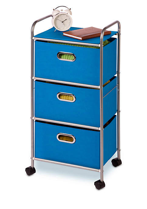 Honey-Can-Do Three Drawer Rolling Cart
