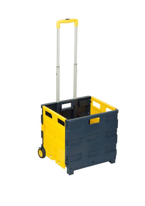 Folding Crate Cart