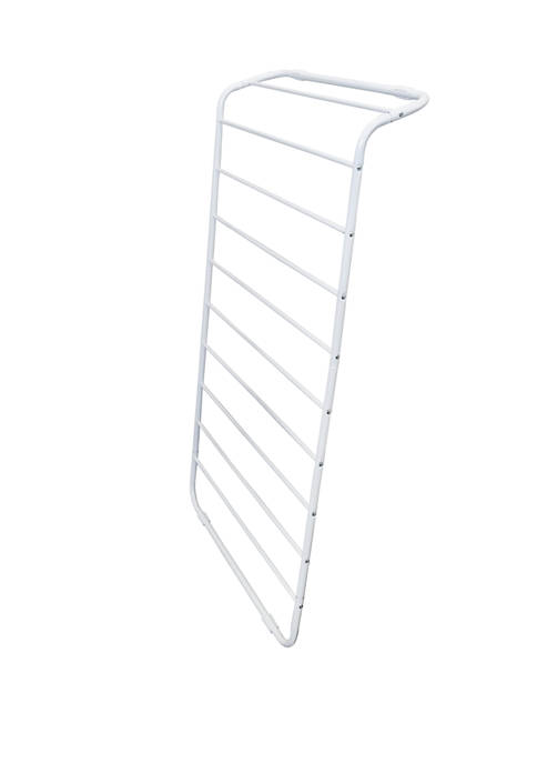 Leaning Clothes Drying Rack