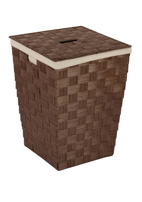 Woven Paper Hamper