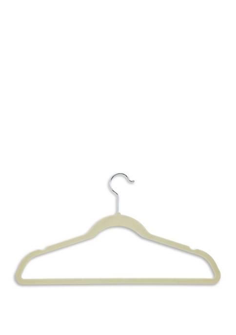 Velvet Touch Suit Hangers